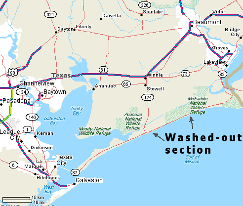 Texas Barrier Islands Map Related Keywords Amp Suggestions